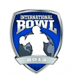 International Bowl 2013 IFAF World Team photo: All Sport & Idrott
